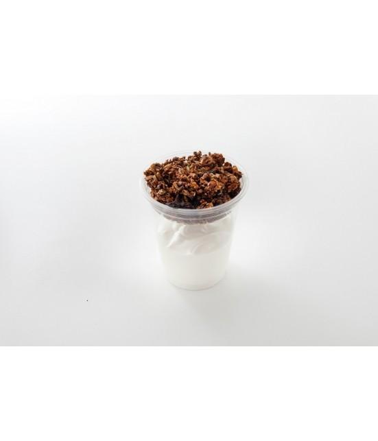 Yogurt con granella