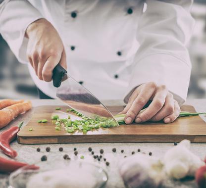 cucina responsive